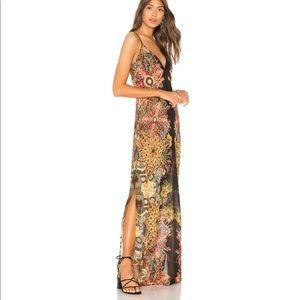 NWT Free People Wildflower Printed Slip Dress XS